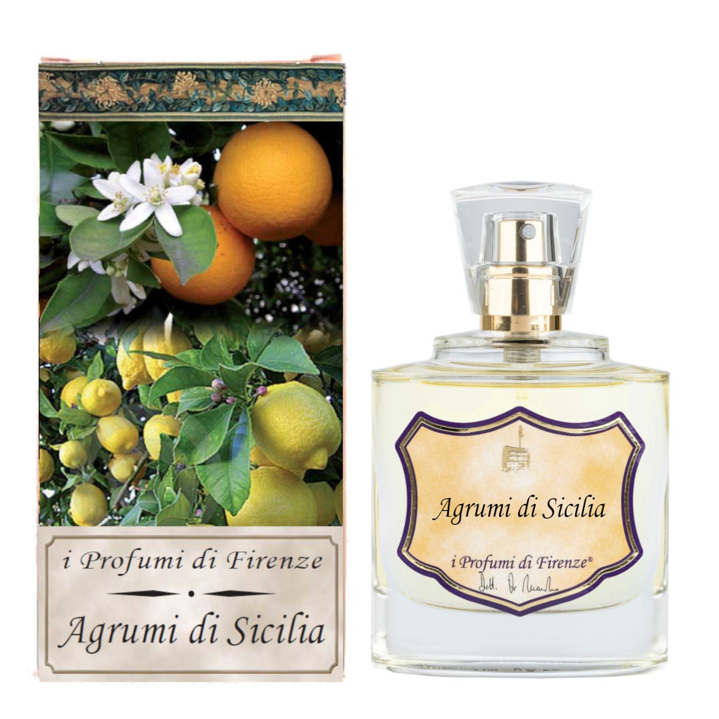 AGRUMI DI SICILIA - Eau de Parfum-0
