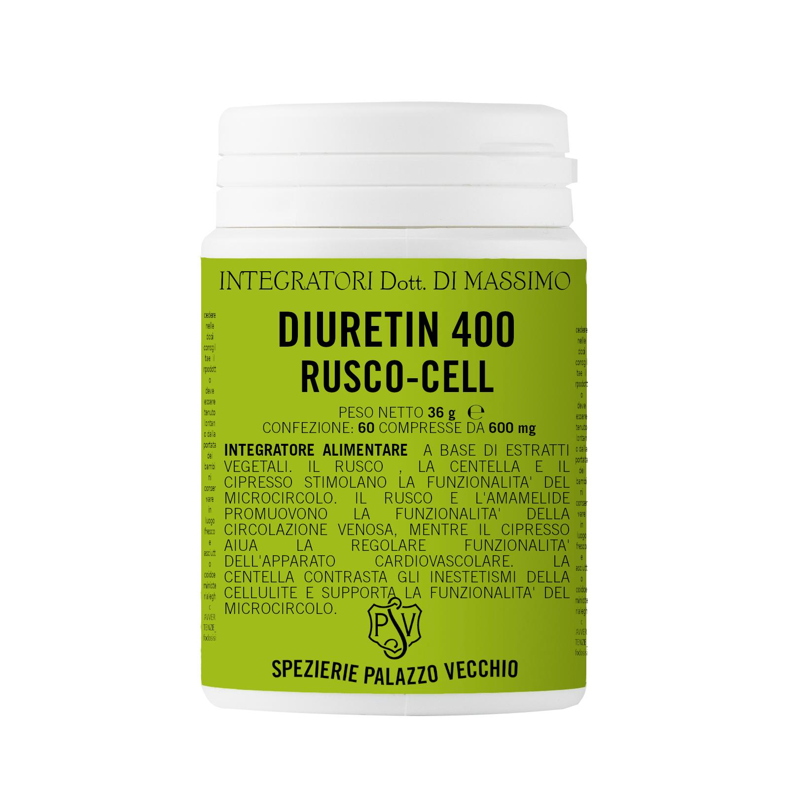 DIURETIN 400 RUSCO-CELL-0