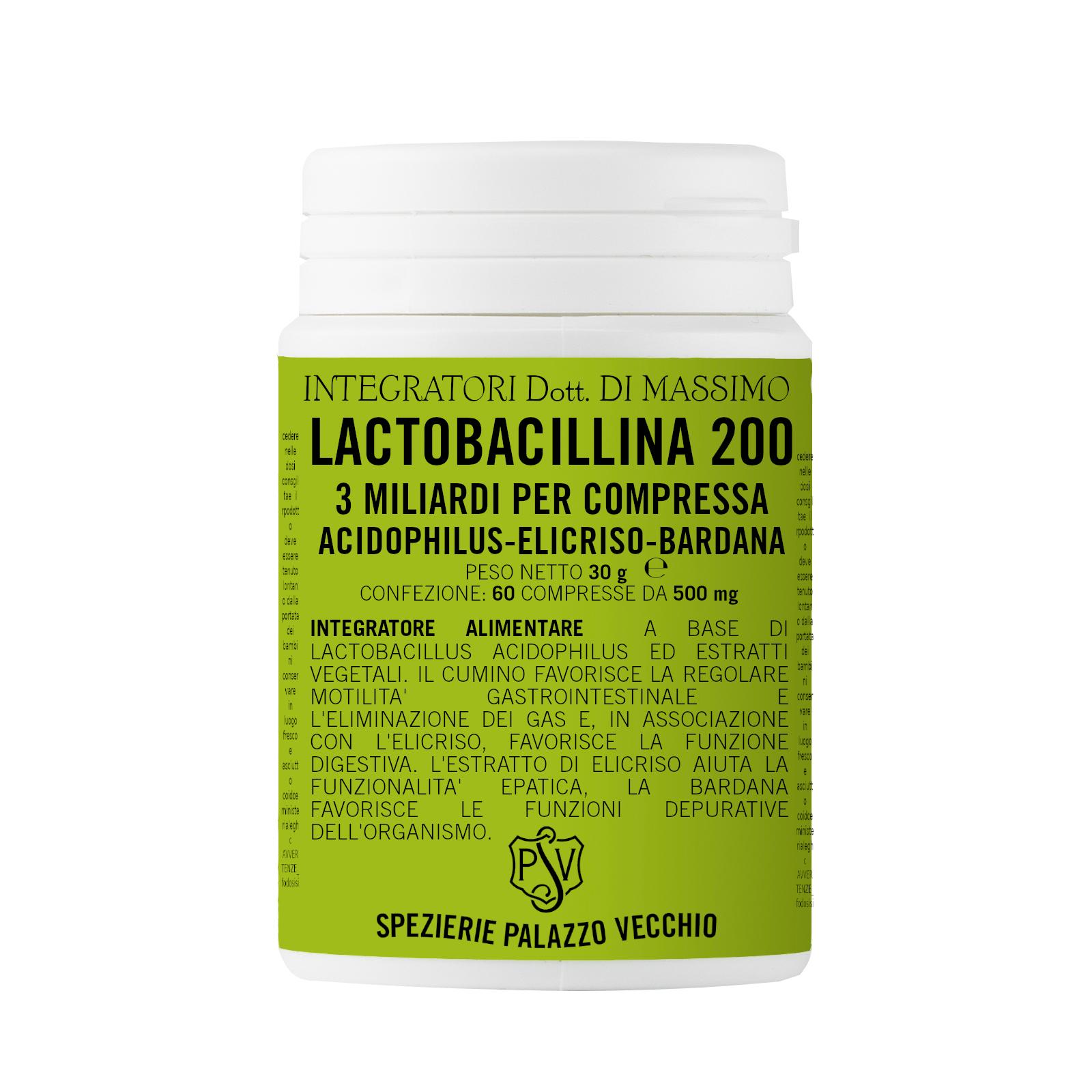 LACTOBACILLINA 200 Acidophilus-0