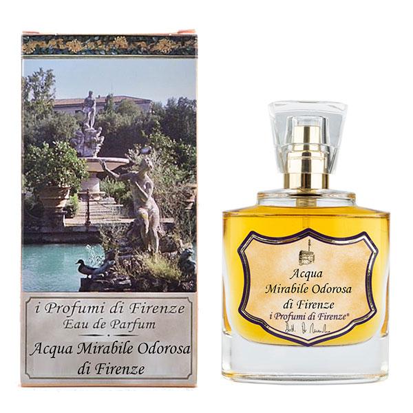 ACQUA MIRABILE ODOROSA DI FIRENZE ®- Eau de Parfum-0